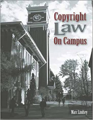 Book Copyright Law on Campus