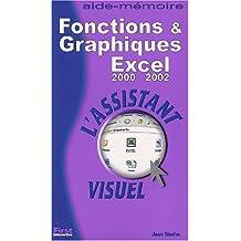 FONCTIONS GRAPHIQUES EXCEL 2000-02 ASSISTANT VISUE