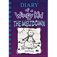 Deals on The Meltdown Diary of a Wimpy Kid Book 13 Hardcover Audiobook