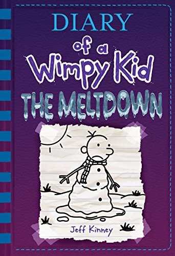 Book cover from Diary of a Wimpy Kid #13: Meltdown by Jeff Kinney