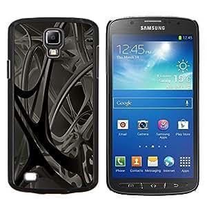 GIFT CHOICE / Teléfono Estuche protector Duro Cáscara Funda Cubierta Caso / Hard Case for Samsung Galaxy S4 Active i9295 // Anatomy Blood Vessels 3D Structure Modern Art //