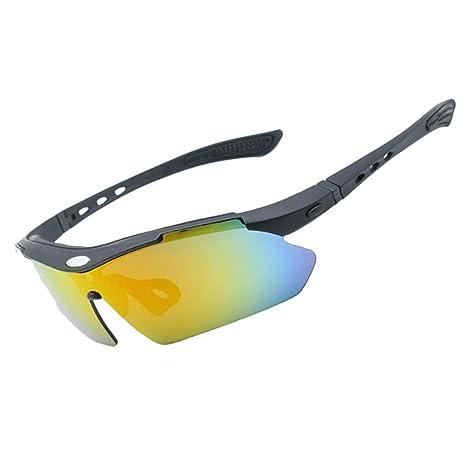 Gafas de sol de ciclismo al aire libre Gafas de montar ...