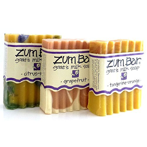 (Indigo Wild Zum Bar Soap - Refresh Citrus 3 Pack )
