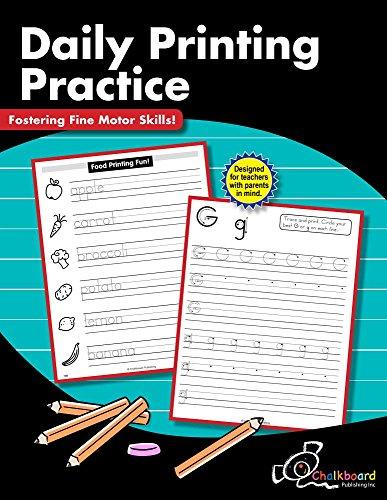 Creative Teaching Press Workbook Material (8205) (Peach Printing Paper)