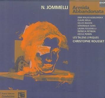 Armida Abbandonata by Gilles Ragon