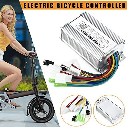 wqeew - Motor eléctrico sin escobillas, Rueda Trasera, Bicicleta ...