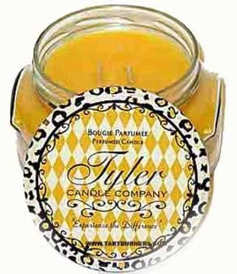 Tyler Candles - Hollywood Scented Candle - 11 Ounce 2 Wick Candle by Tyler Candle (Tyler Candles Hollywood)