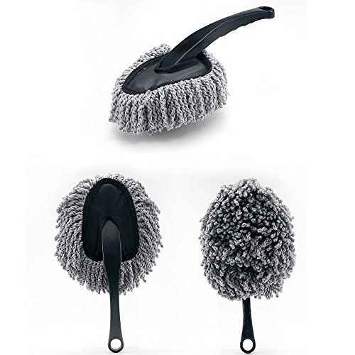 Multi Functional Super Soft Microfiber Car Dash Duster Car Interior And Exterior Cleaning Dirt