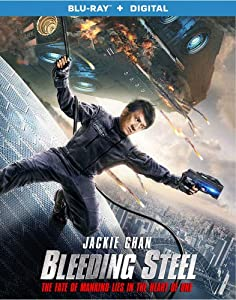Cover Image for 'Bleeding Steel [Blu-ray + Digital HD]'