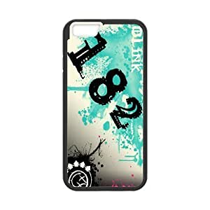 Custom High Quality WUCHAOGUI Phone case Blink 182 Pattern Protective Case For Apple iphone 5s screen Cases - Case-7