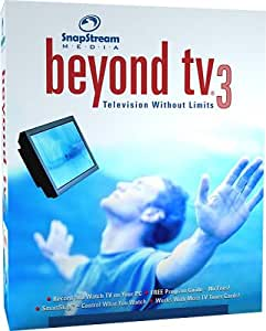 SnapStream Beyond TV 3: Television Without Limits
