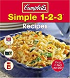 Campbell's Simple 1-2-3 Recipes, , 1412723701