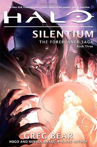 book cover of Silentium