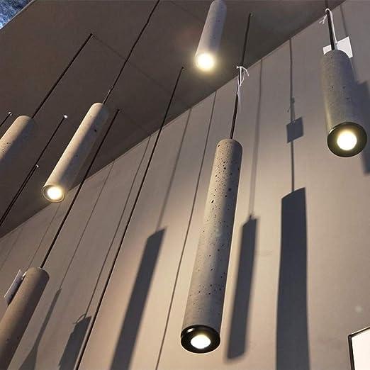WnLit Punto nórdico Cemento LED proyector del Techo de Vigas focos ...
