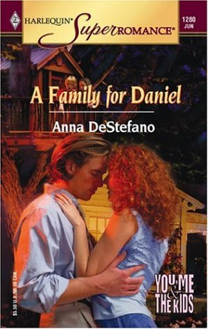 book cover of A Family for Daniel