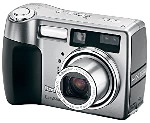 Kodak Easyshare Z730 5 MP Digital Camera with 4xOptical Zoom