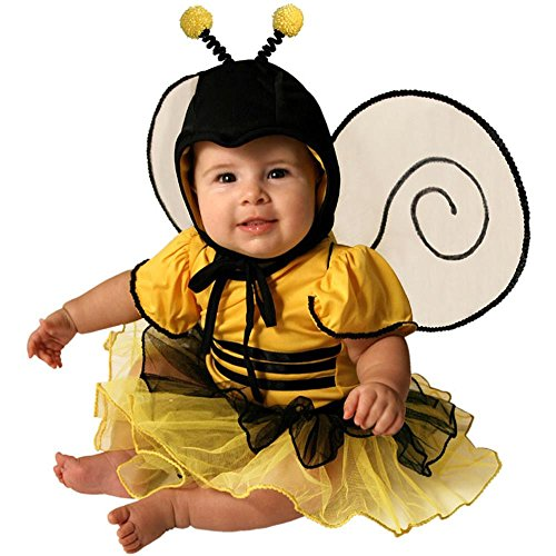 Unique Infant Baby Bumble Bee Halloween Costume (6 Months)