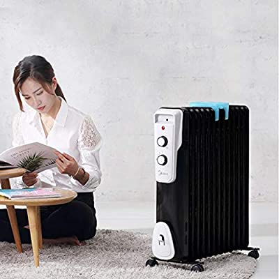 Radiadores Calentador doméstico calentador de aceite dormitorio ...