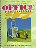 Microsoft Office Professional 97, Hewitt Rutkosky, Nita, 0763800651