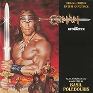 Conan The Destroyer (Original Motion Picture Soundtrack)