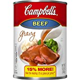 #3: Campbell's Gravy Beef, 13.8 Ounce (Pack of 12)