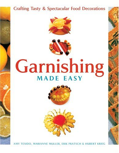 Garnishing Made Easy: Crafting Tasty & Spectacular Food Decorations