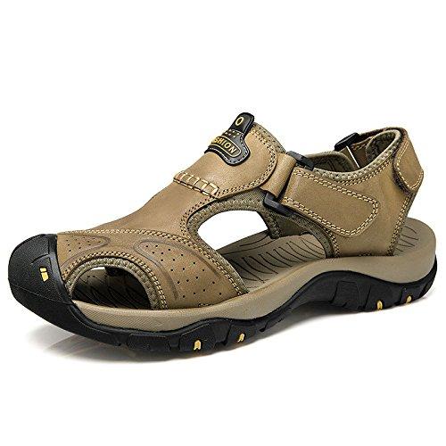 Hombres Khaki Para Zapatos Aire Libre Al Shoes Casual Sandals Beach Fashion Y1SPv