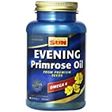 Health From The Sun Evening Primrose Oil 1300 Mg, 60 Count (Pack Of 2) by Health From The Sun