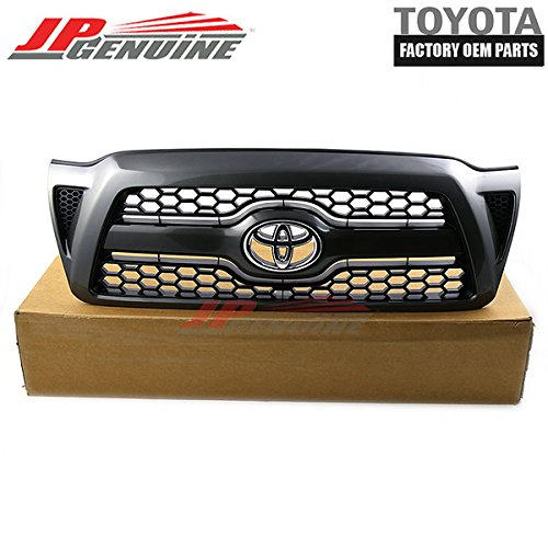 Genuine Toyota 53100-04420 Radiator Grille Assembly