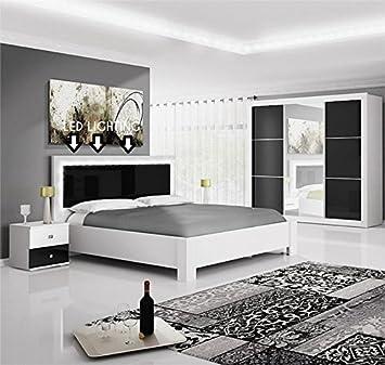 Checo Home und Garden New Moderne Schlafzimmer Möbel Set ...
