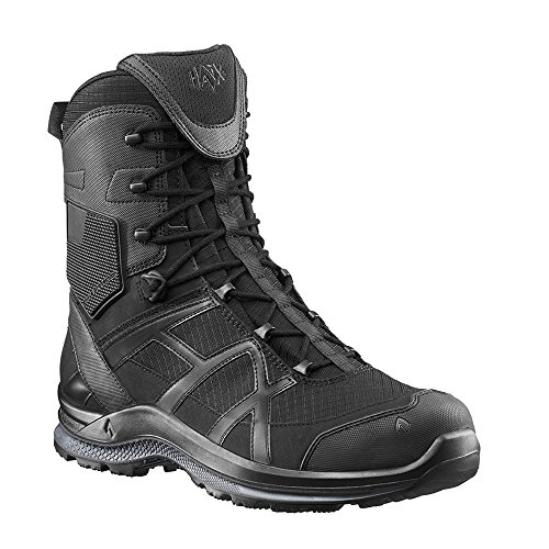 Haix Black Eagle Athletic 2.0 GTX High/Black Mikrofaser-/Textil-Stiefel mit Gore-Tex