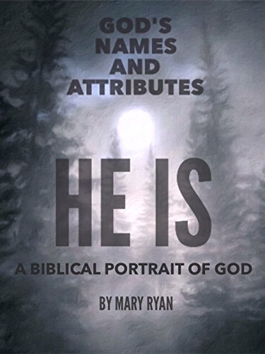 God's Names and Attributes: HE IS