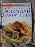 Best Recipes for Soups and Sandwiches, Crocker, 0130683477