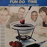 Fun Do Time 12 Piece Chocolate Fondue Set