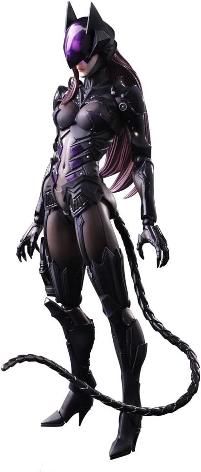 """Square Enix Play Arts Kai PVC Clear stand for 12/"""" Action Figure Base Present"""