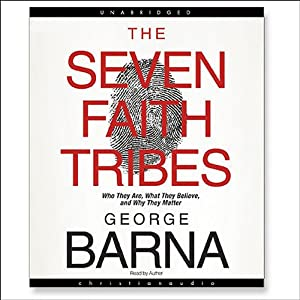 The Seven Faith Tribes Audiobook