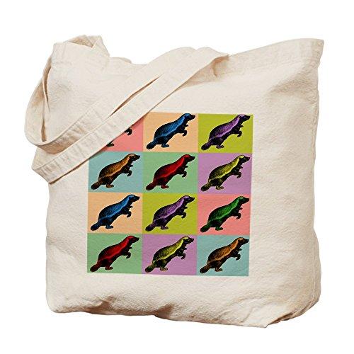 CafePress Honey Badger–Pop Art–Gamuza de bolsa de lona bolsa, bolsa de la compra