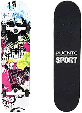 Shopping PUENTE - 3 Stars & Up - Caster Boards