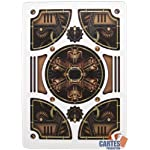 Steam Punk Bicycle Playing Cards 8