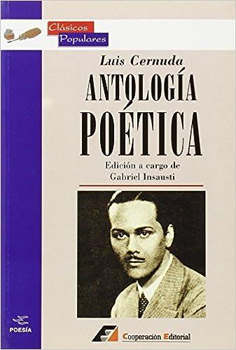 Online descargar libros electrónicos gratis pdfAntologia poetica (Clasicos populares) (Spanish Edition) in Spanish PDF RTF by Luis Cernuda