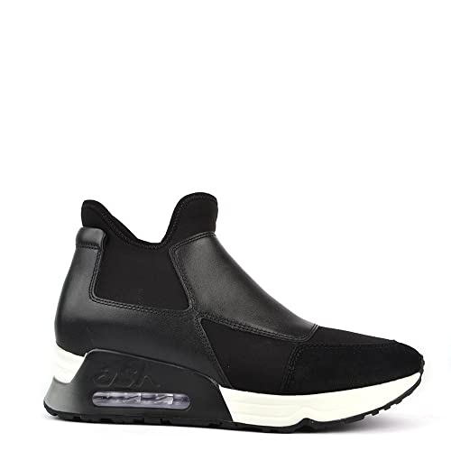 Ash Lazer E 39 SneakerDonna Eu itScarpe Borse NeroAmazon XiwOlkZuPT