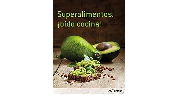 Cocinas Con Superalimentos: 9783848010240: Amazon.com: Books