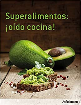 Cocinas Con Superalimentos: 9783848010240: Amazon.com: Books