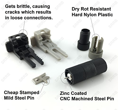 Low Voltage Landscape Lighting Connectors: SRRB Direct Low Voltage Replacement Landscape Light Cable