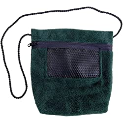 Bonding Carry Pouch (Green) for Sugar Gliders and small pets