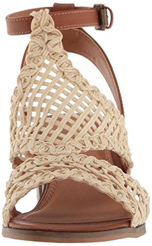 Rampage Frauen Natural Absatzsandale Halsy Cognac Crochet vrgv4