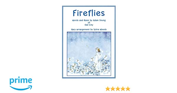 Amazon Fireflies Owl City Arranged For Harp 9780936661551
