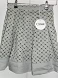 Chloe Girls Cotton Skirt. Size Age 12 Years. New/Tags. RRP £89