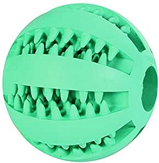 Denta Fun Pelota Béisbol, Menta, Caucho, ø7 cm: Amazon.es: Productos para mascotas