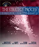img - for The Strategy Process: Concepts, Context, Cases (4th Edition) book / textbook / text book